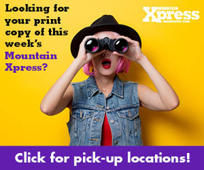 Mountain Xpress Pickup Locations