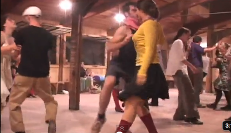 Asheville and WNC folks helping grow 'Techno contra' dancing phenomenon-attachment0