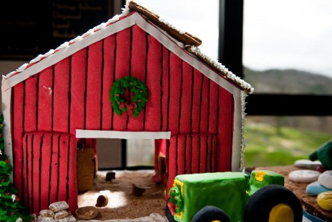 Slideshow of 2011 gingerbread houses at The Grove Park Inn-attachment0