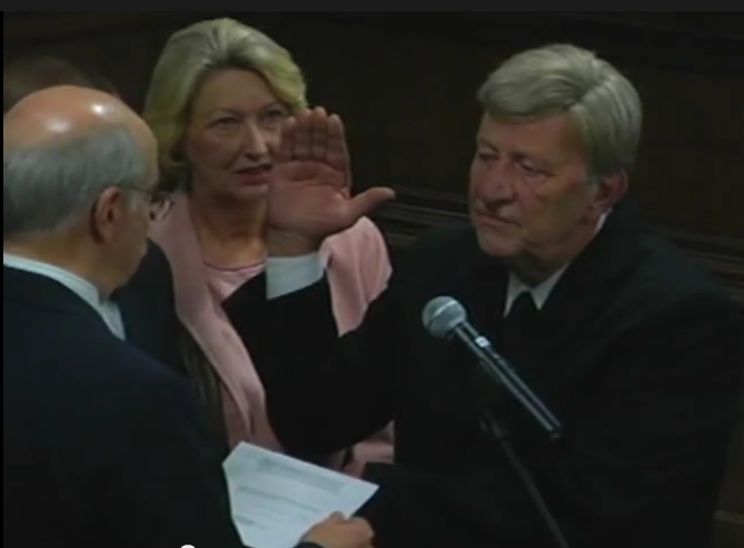 Watch Fryar be sworn in to the Buncombe Board of Commissioners-attachment0