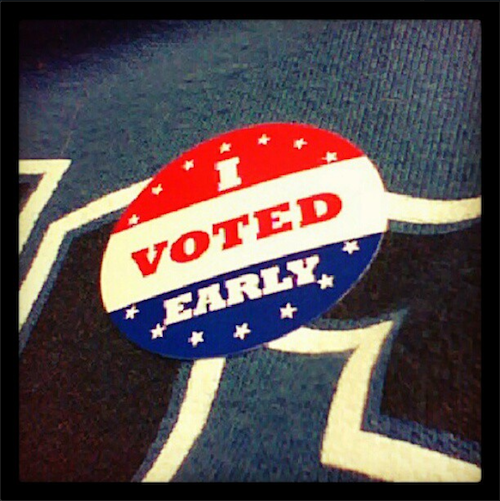 Get your vote on: Early voting for the mayoral primary begins today-attachment0