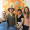 COME TOGETHER:  whiteSPACE artists (from left) Lissa Friedman, Mark Harmon, Sandra Bottinelli and Melanie Norris join forces for their upcoming exhibit, 'Thallo.'