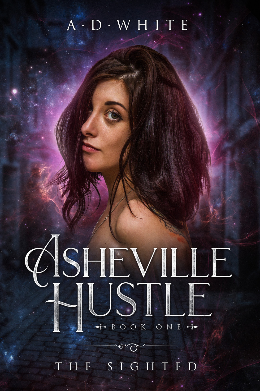 Asheville Hustle book cover